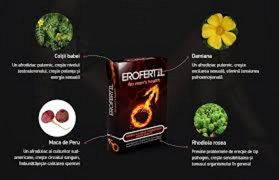 Erofertil mod utilizare