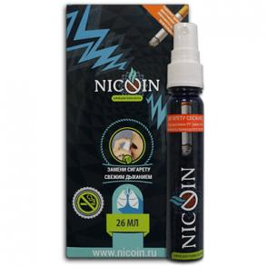 Nicoin spray anti fumat - prospect, forum, pret