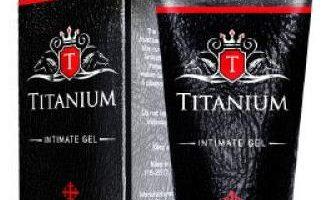 titanium gel pret pareri prospect forum farmacii