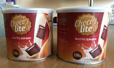 Choco Lite bautura de slabit, compozitie, ingrediente