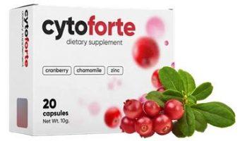 Cyto Forte pastile de cistita cronica, prospect, pret, farmacii, pareri