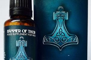 Hammer of Thor pentru erectie puternica, prospect, pret, ingrediente
