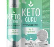 Keto Guru efervescente pentru slabit,pret, ingrediente, pareri, prospect