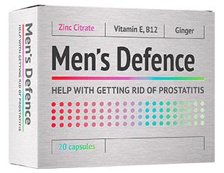 Men`s Defence tratament de prostata - pret, farmacii, pareri