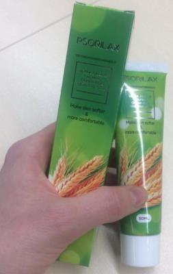 Psorilax crema pentru tratarea psoriazisului, ingrediente, pareri, prospect