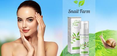 Snail Farm crema pentru intinerirea fetei, mod administrare, ingrediente