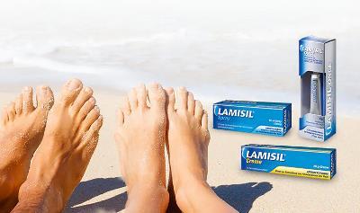 Lamisil Crema, Sprey, Tablete, mod de administrare