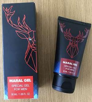 Maral Gel pentru marirea penisului, prospect, ingrediente, Romania