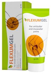 Flexumgel tratament pentru dureri articulare, ingrediente, pret, forum, pareri, farmacii