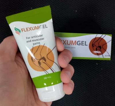 Flexumgel tratament pentru dureri articulare, prospect, mod de utilizare