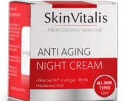 SkinVitalis Crema de Noapte, forum, pret, pareri, ingrediente
