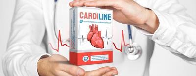 Cardiline tratament hipertensiunea arteriala, ingrediente, prospect