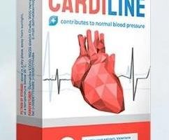 Cardiline tratament pt. hipertensiunea arteriala, pret, farmacii, forum