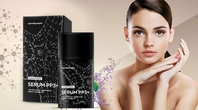 Serum PP3 tratament impotriva imbatranirii, ingrediente, prospect, mod de administrare