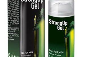 StrongUp Gel pt. marirea penisului, pret, pareri, farmacii, forum