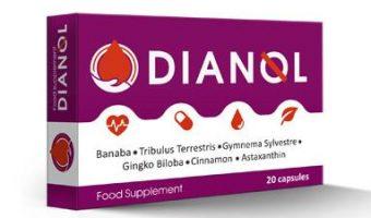 Dianol Pastile Glicemie, Diabet, pret, ingrediente, pareri, farmacii