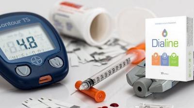 Dialine tratament diabet, prospect, ingrediente, Romania