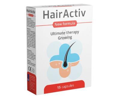 Hair Activ pt. caderea parului - pareri, pret, ingrediente, forum