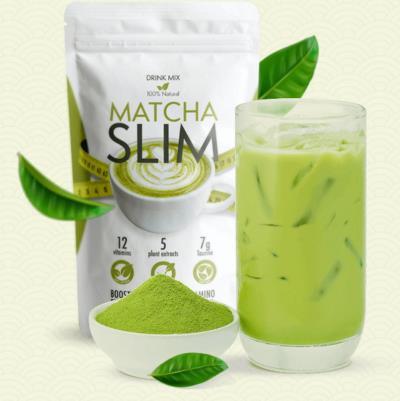 Matcha Slim pudra pentru slabit, prospect, ingrediente