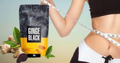 Ginge Black Curata corpul de toxine si reziduuri, ingrediente, Romania